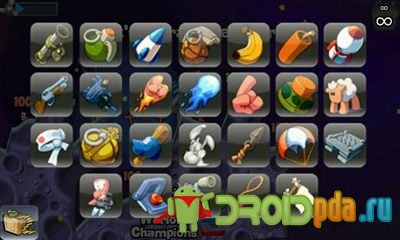 Скачать бесплатно игру вормс на андроид