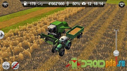 Фарминг симулятор - симулятор фермы