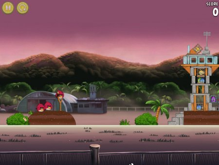 Angry Birds Rio для компьютера
