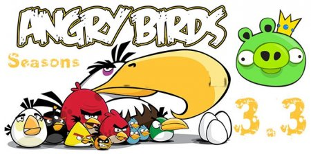 Angry Birds Seasons на компьютер