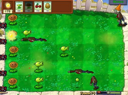 Plants vs. Zombies на русском для компьютера