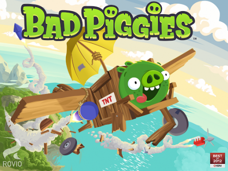 Bad piggies (Плохие свиньи)
