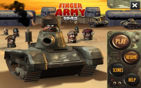Finger Army 1942