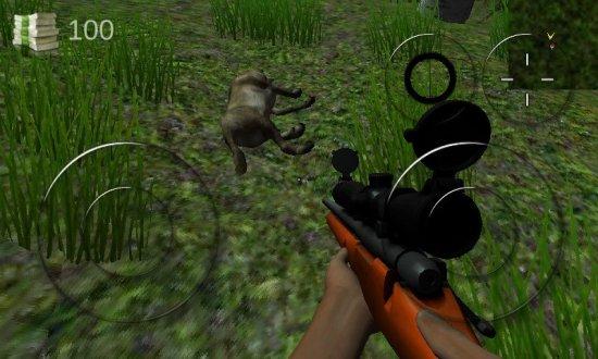 Russian Hunting 4x4 (Русская охота 4x4) на андроид