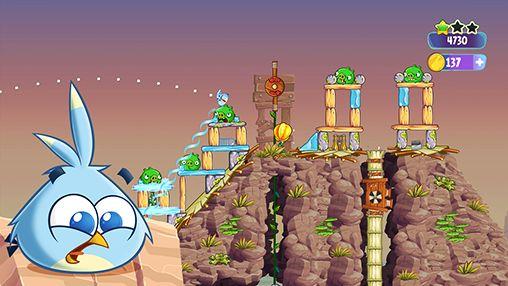 Angry Birds Stella (Злые птички Стелла)