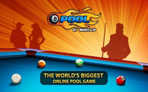 8 Ball Pool (Бильярд)