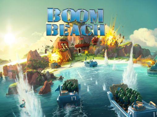 Boom beach (Война на пляже) на андроид