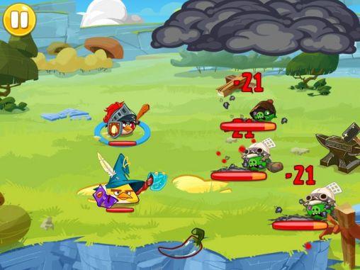 Angry Birds Epic (Энгри бёрдс Эпик)