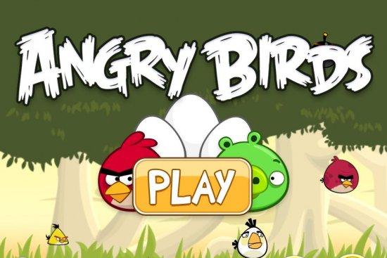 Angry Birds (Энгри бердс) на андроид