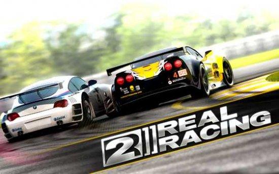 Real Racing 3 (Реал Рейсинг 3) на андроид