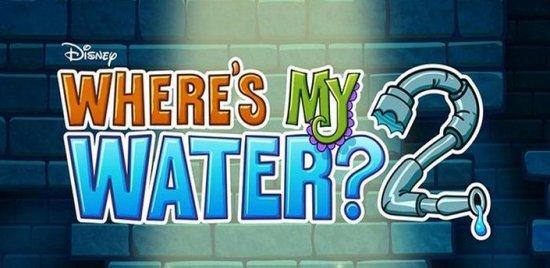 Крокодильчик Свомпи 2 (Where is my water 2)