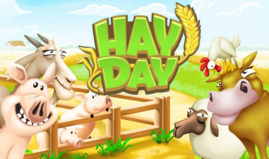 Hay Day (Хей Дей) на андроид