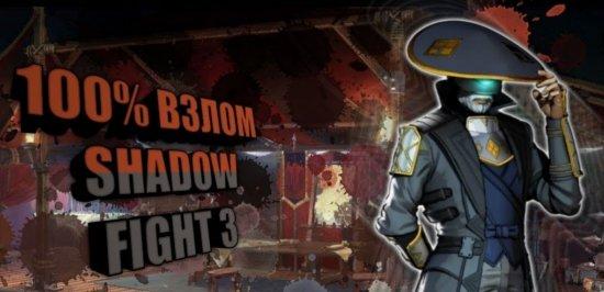 Бой с тенью 3